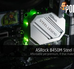 ASRock B450M Steel Legend Review — affordable yet premium, if that makes any sense 18