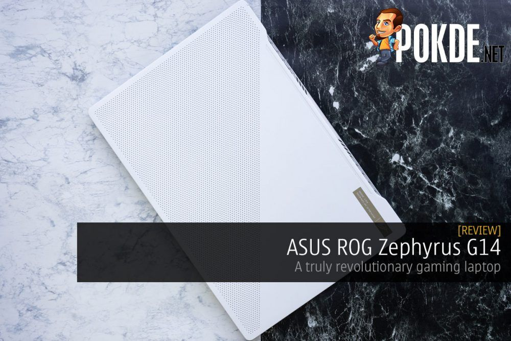 ASUS ROG Zephyrus G14 Review — a truly revolutionary gaming laptop 23