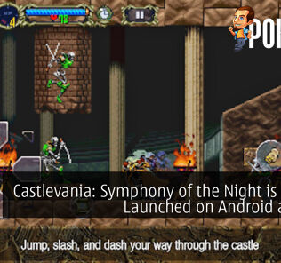 Castlevania: Symphony of the Night is Quietly Launched on Android and iOS