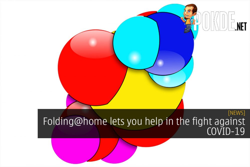 Folding@home lets you help in the fight against COVID-19 26