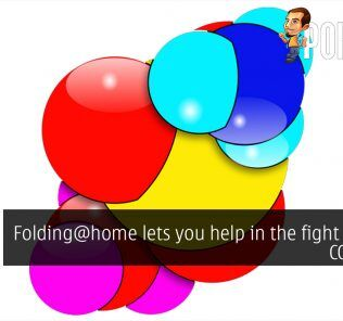 Folding@home lets you help in the fight against COVID-19 24