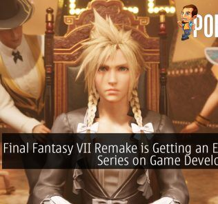 Final Fantasy VII Remake is Getting an Episodic Series on Game Development