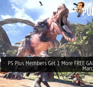 PS Plus Members Get 1 More FREE GAME This March 2020