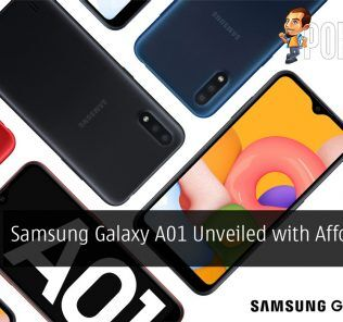 Samsung Galaxy A01 Unveiled with Affordable Price and Snapdragon SoC