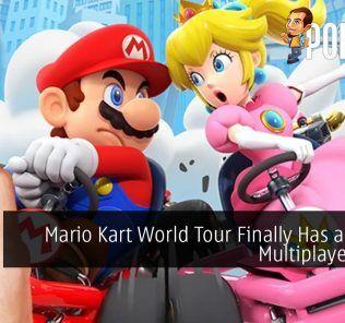 Mario Kart World Tour Finally Has a Proper Multiplayer Mode