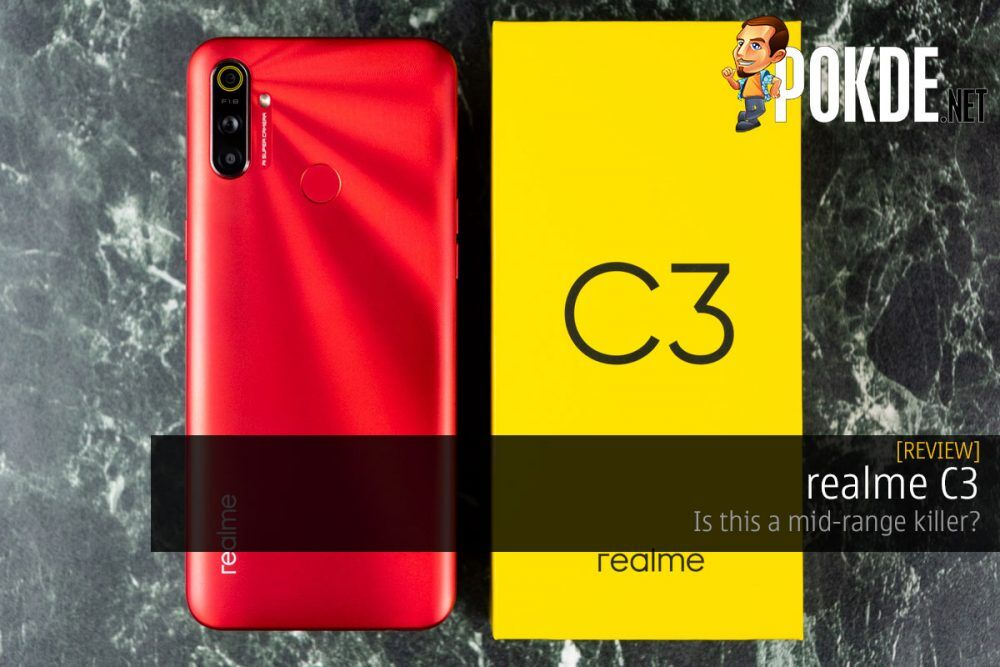 realme C3 Review — is this a mid-range killer? 27