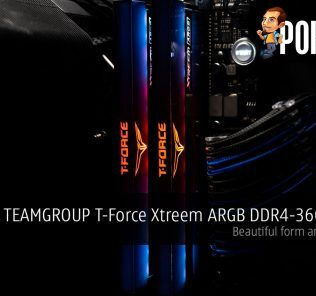 TEAMGROUP T-Force Xtreem ARGB DDR4-3600 CL14 Memory Review — beautiful form and function 22