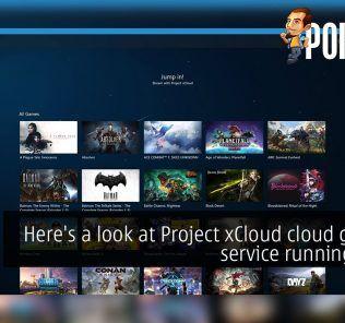 project xcloud windows 10
