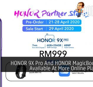 HONOR 9X Pro And HONOR MagicBook Now Available At More Online Platforms 25
