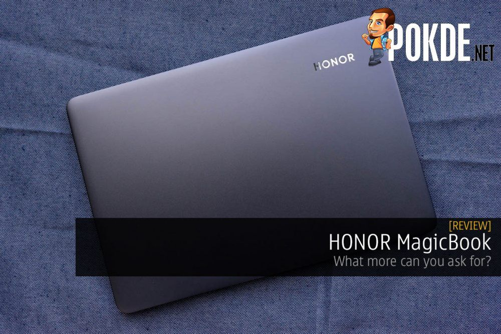 HONOR MagicBook Review — what more can you ask for? 26