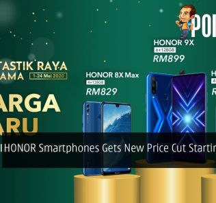HONOR Smartphones Gets New Price Cut Starting 1 May 2020 24