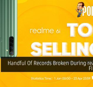 Handful Of Records Broken During realme 6i First Sale 30