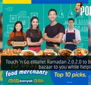 Touch 'n Go eWallet Ramadan 2.0.2.0 to bring the bazaar to you while helping SMEs 25