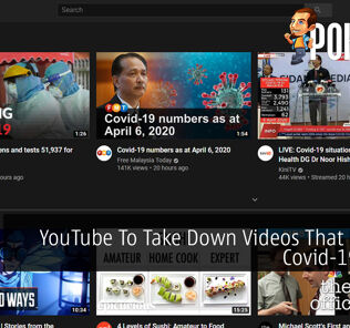 YouTube To Take Down Videos That Relates Covid-19 To 5G 23
