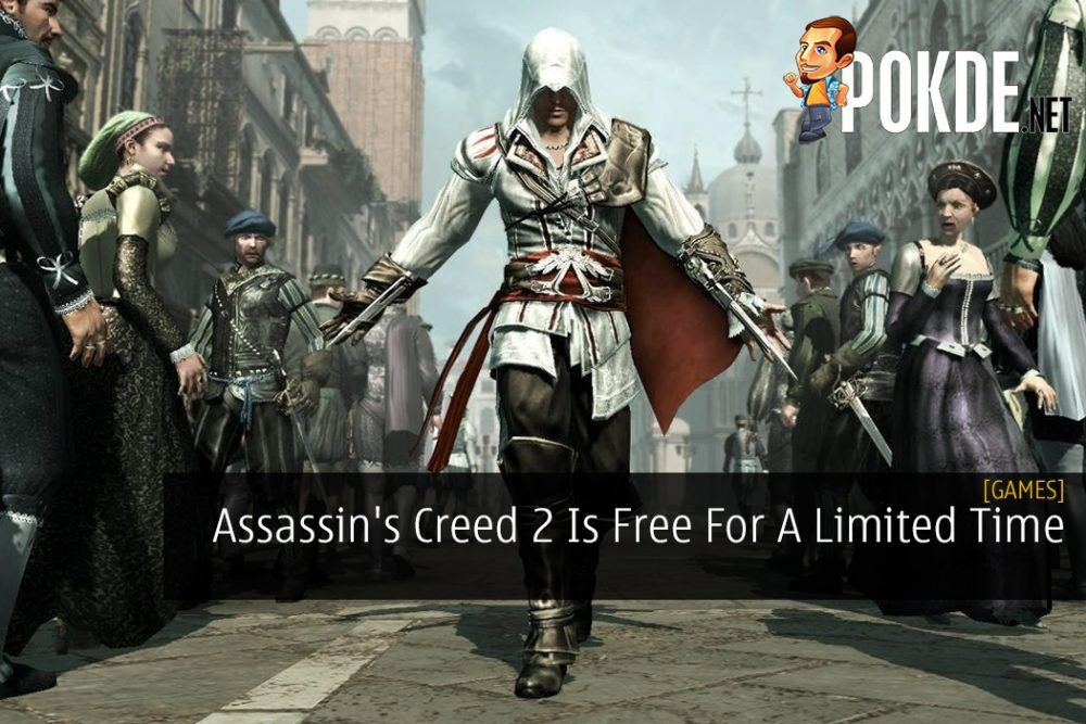 Assassin's Creed 2 Is Free For A Limited Time And Here's How to Claim It 26