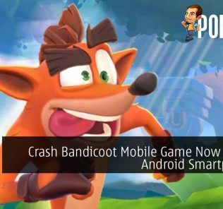 Crash Bandicoot Mobile Game Now Out for Android Smartphones