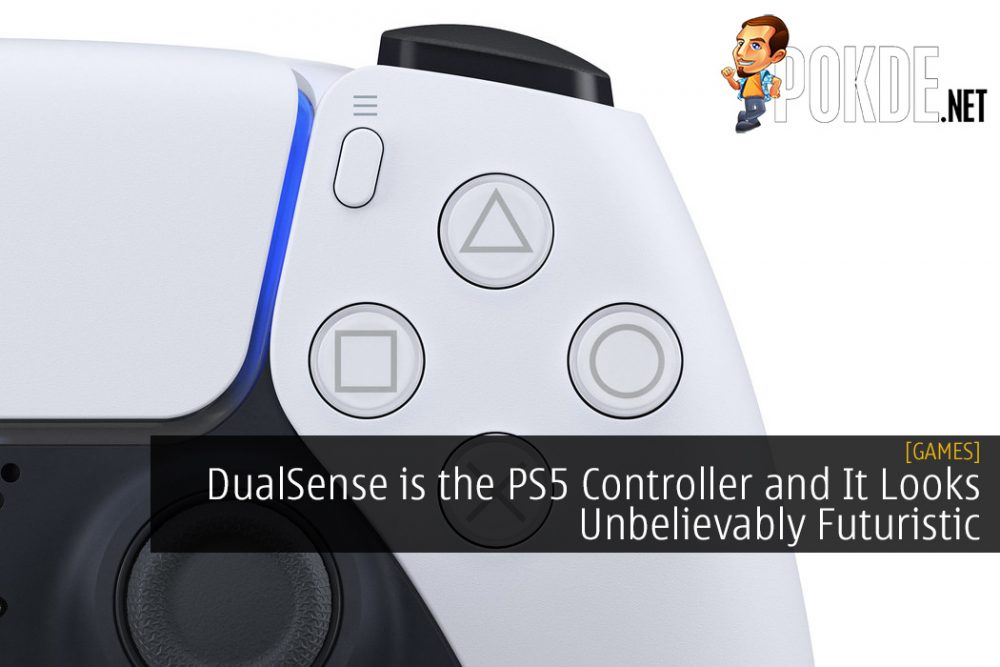 DualSense is the PS5 Controller and It Looks Unbelievably Futuristic 18