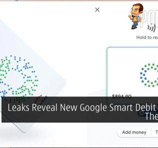 Leaks Reveal New Google Smart Debit Card In The Works