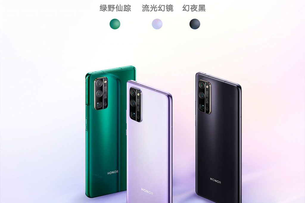HONOR 30 Series launched in China priced from just ~RM1842 25