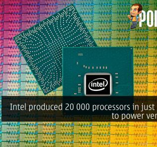Intel produced 20 000 processors in just 10 days to power ventilators 23