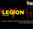 Lenovo Legion Gaming Smartphone to Support Ultra Fast 90W Charging