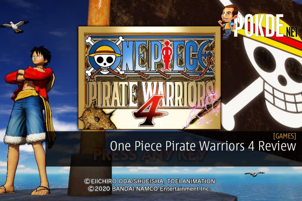 One Piece Pirate Warriors 4 Review - Fun for Fans But Still Repetitive