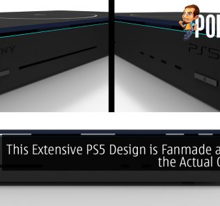 This Extensive PS5 Design is Fanmade and Not the Actual Console