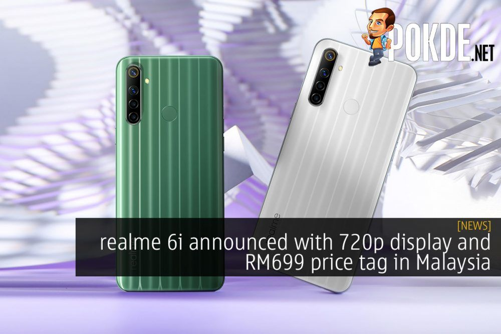 realme 6i announced with 720p display and RM699 price tag in Malaysia 26