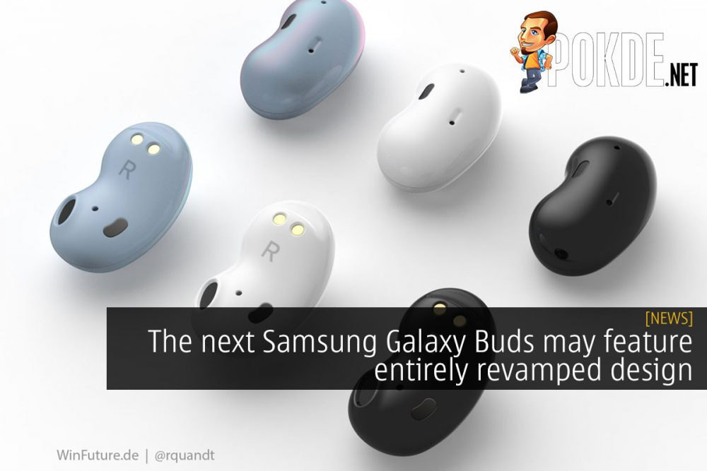 The next Samsung Galaxy Buds may feature entirely revamped design 26
