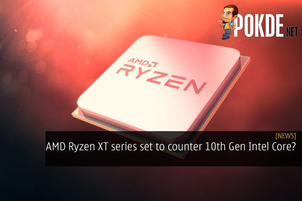 AMD Ryzen XT matisse refresh cover