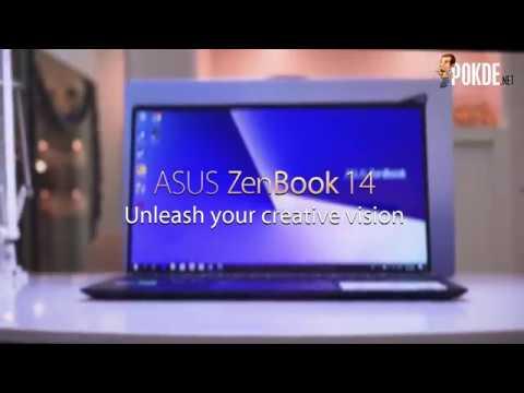 ASUS ZenBook 14 UX433 Cinematic Video 23