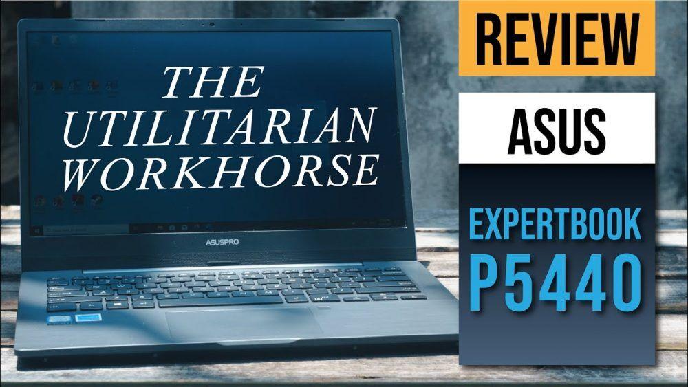 Asus Expertbook P5440 - The utilitarian workhorse 27