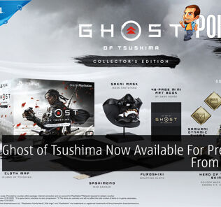 Ghost of Tsushima Now Available For Pre-order From RM249 25
