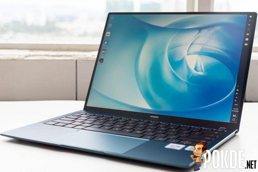 HUAWEI MateBook X Pro Review-8