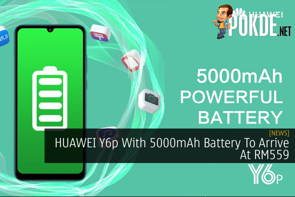 HUAWEI Y6p With 5000mAh Battery To Arrive At RM559 20