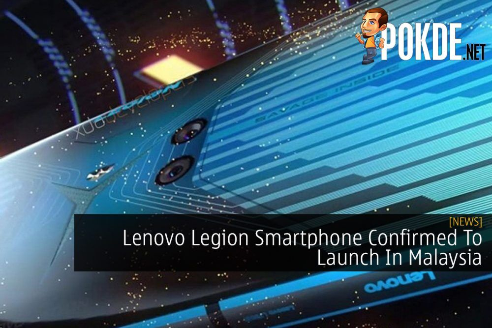 Lenovo Legion Smartphone Confirmed To Launch In Malaysia 18