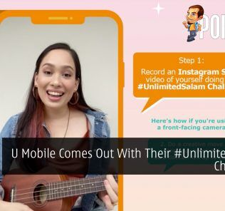 U Mobile Comes Out With Their #UnlimitedSalam Challenge 23