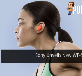 Sony Unveils New WF-SP800N Wireless Noise-Cancelling Sports Headphones