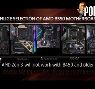 AMD Zen 3 will not work with B450 and older chipsets 36
