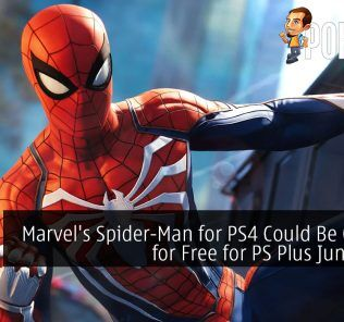 Marvel's Spider-Man for PS4 Could Be Offered for Free for PS Plus June 2020
