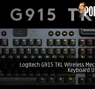 Logitech G915 TKL Wireless Mechanical Keyboard Unveiled