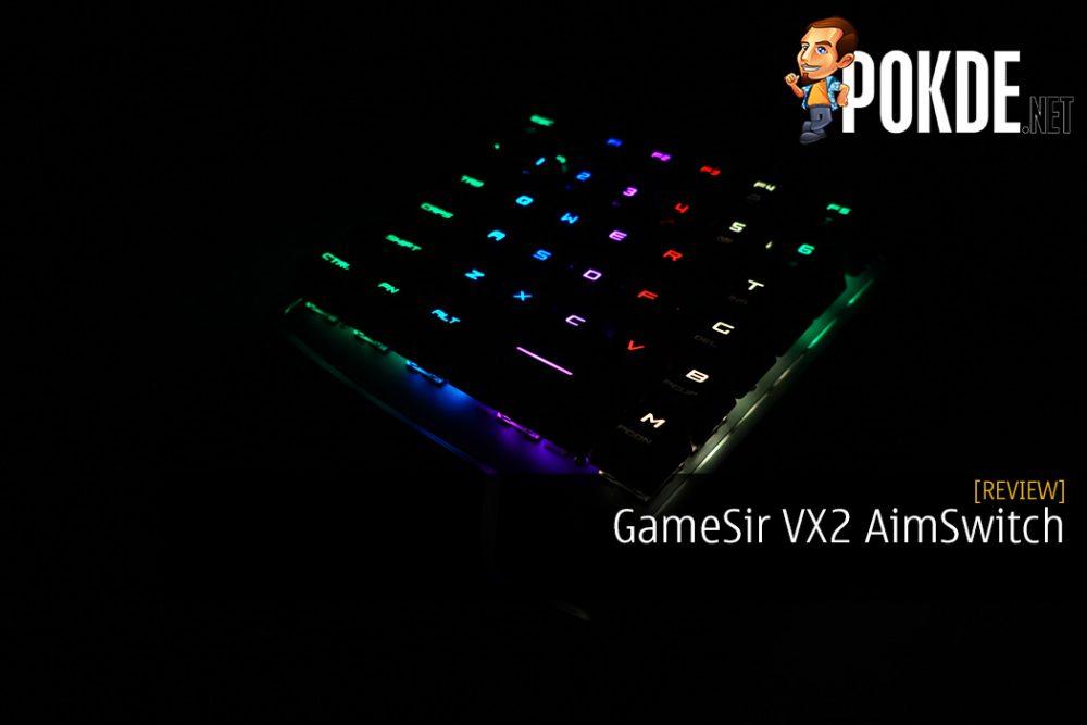 GameSir VX2 AimSwitch Review