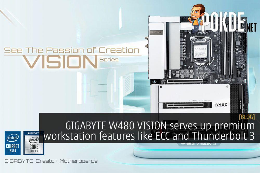 gigabyte w480 vision cover