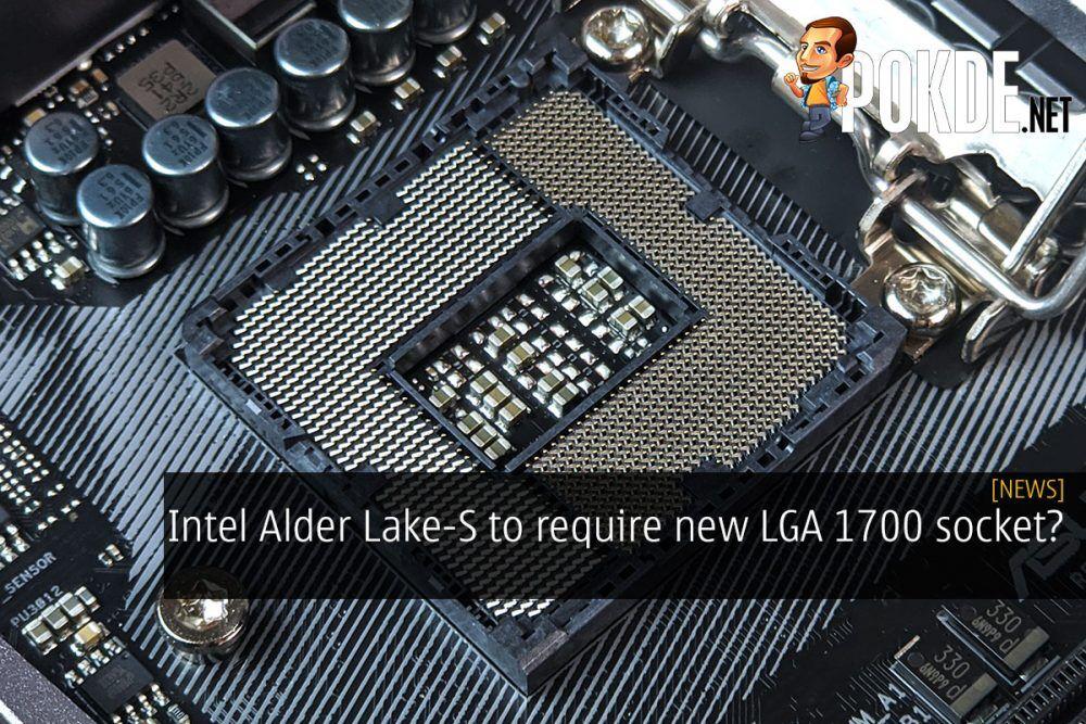 intel alder lake-s lga 1700 socket cover