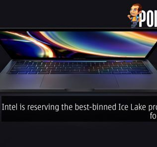 Intel is reserving the best-binned Ice Lake processors for Apple? 28