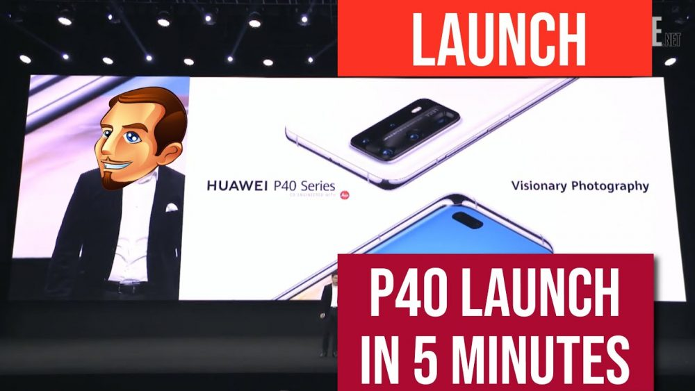 Watch HUAWEI P40 Series Global Launch in 5 Minutes! | Pokde.net 18