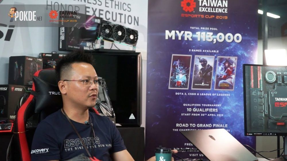 We Interview MSI Malaysia's General Manager! 18