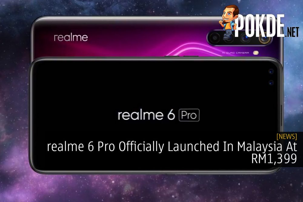 realme 6 Pro Officially Launched In Malaysia At RM1,399 22