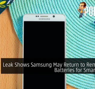 Leak Shows Samsung May Return to Removable Batteries for Smartphone