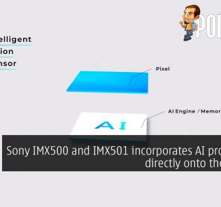 Sony IMX500 and IMX501 incorporates AI processing directly onto the sensor 24